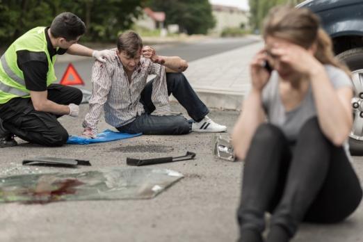 Avocat dommage corporel accident Tournai